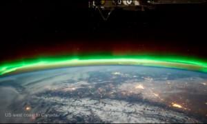 ため息が出るほど美しい。国際宇宙ステーションからタイムラプス撮影した僕らの惑星「地球」