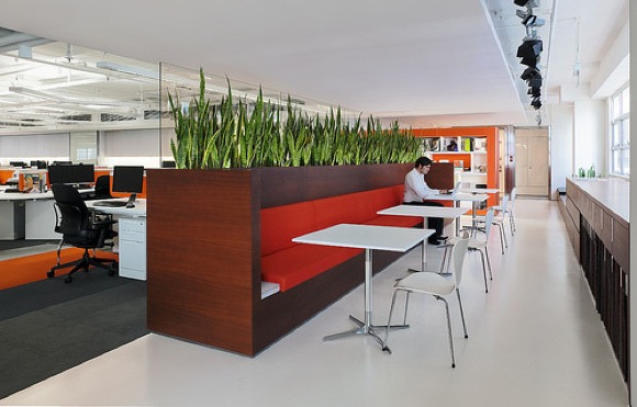 for Creative office layout