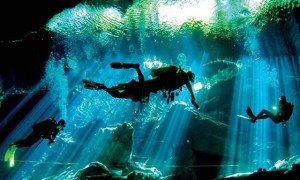 playadelcarmenCenote