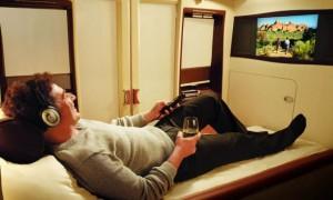 贅沢すぎる空飛ぶ上質空間!シンガポール航空のスイートクラス