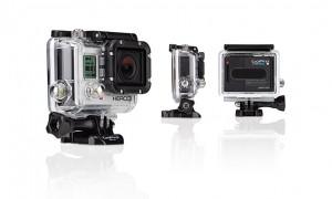 冒険系最強ビデオカメラに最新モデル登場!GoPro HERO3が凄い!