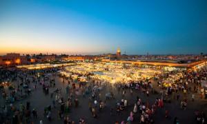 MoroccoMarrakech_KoutoubiaMosqueTop