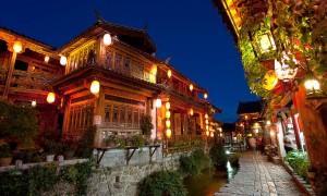 タイムスリップしたような街並みが広がる中国の水の都『麗江古城』